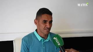 Rachid El Morabity : «Mon ambition est de battre le record de victoires de Lahcen Ahansal»