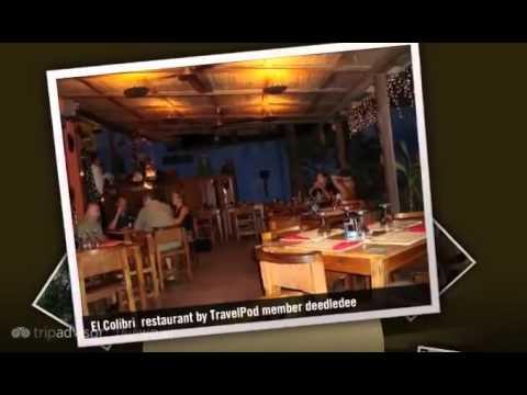 """""""Fine dining in Nicaragua"""" Deedledee's photos around San Juan del Sur, Nicaragua (travel pics)"""