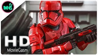 Star Wars: Episode IX _ New Sith Trooper First Look (2019) The Rise Of Skywalker, Star Wars 9 Movie
