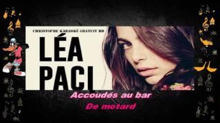 Léa Paci   Adolescente pirate Karaoké