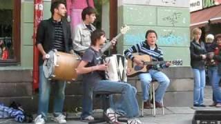 Los Colorados - Паскуда (by Саша і Сірожа)