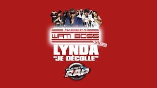 """Lynda """"Je décolle"""" en live #PlanèteRap"""