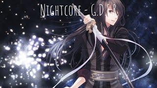 Nightcore - G.D.F.R