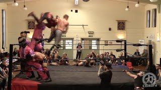 CHIKARA: Crazy Double Team Tower! [Aniversario: The Two Towers]