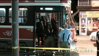 *NEW VIDEO - FULL UNEDITED VERSION* Shots Fired in Toronto - First on Scene (Sammy Yatim)