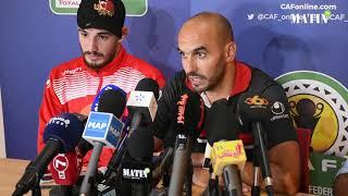 Le FUS échoue au pied de la finale, face au TP Mazembe : Déclarations des deux coachs