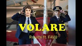 FAVIJ Canta VOLARE di Rovazzi!! - Parodia - prod. DEEP