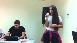 Marika Cecere-Sala Prove(Tu Si Na Cosa Grande)