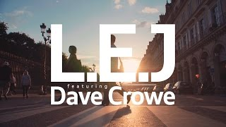 A sound experience in Paris | Feat. L.E.J and Dave Crowe (trailer)