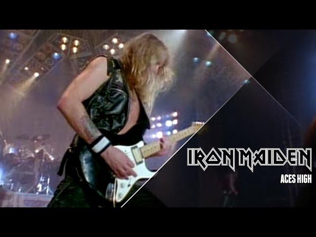 Video oficial de Aces High de Iron Maiden