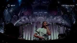Oasis vs  Bastille & Audien -  Pompeii Wonderwall (Steve Aoki @ Tomorrowland Belgium 2015)