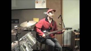 """Ad Boc - quick cover #01 - """"Hey Hey Girl"""" by Rocketship"""