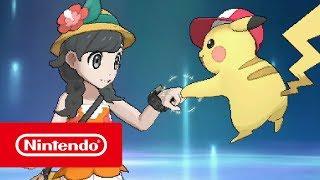 Pokémon Ultrasol y Pokémon Ultraluna – Tráiler de lanzamiento (Nintendo 3DS)