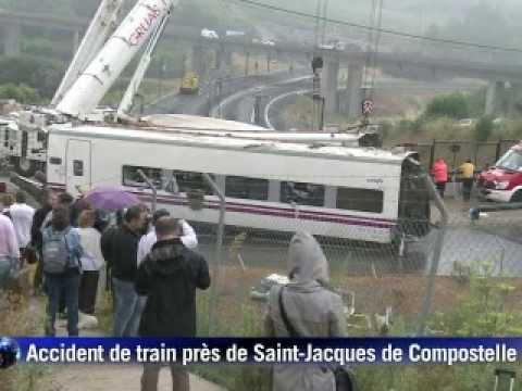 Accident de train en Espagne : dons du sang pour les victimes
