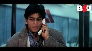Baadshah Operataion Maa Scene | Comedy Scene |  Shahrukh Khan, Prem Chopra | Full HD