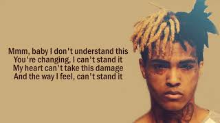 xxxtentacion - Changes (Lyric video)
