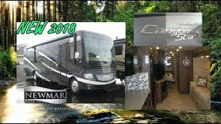 2017 Newmar Canyon Star Gas Motor Coach