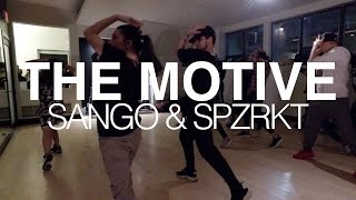 @Sango & @SPZRKT | The Motive/ Used To The Melody | Choreography by Ken Pham