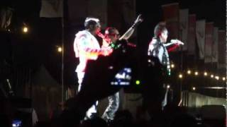 Black Eyed Peas - Boom Boom Pow (Live in HD at Wireless Festival 2011)