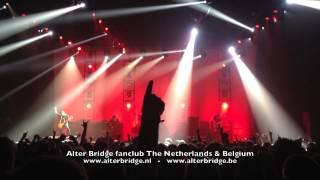 Alter Bridge - Blackbird solo (live from Amsterdam) 3 nov. 2013