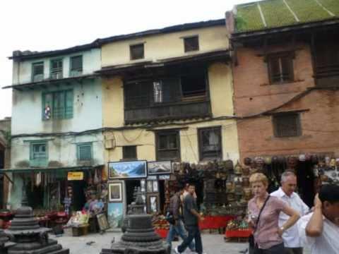 Kathmandu Nepal – the sights and the people