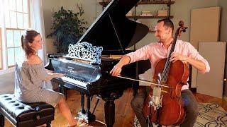 Happy Now - Zedd & Elley Duhé (CELLO + PIANO COVER) - Brooklyn Duo