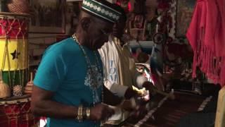 Nana & Djibi on balafons 5/14/17