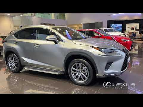Lexus NX Sport+