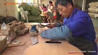 Aileen Music - China musical instruments factory (guitar ,violin manufacturer)