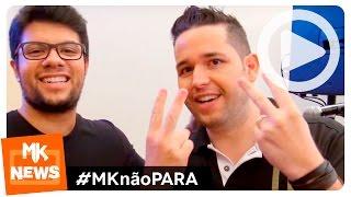 Pr. Lucas e Min. Apascentar de Louvor - Tarde de Autógrafos (#MKnãoPARA)