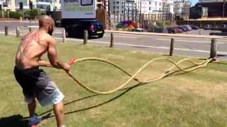 CRT: Strength & Conditioning, Hove lawns with Christian Vila.