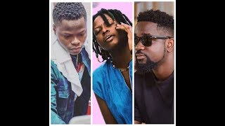 AWAL SPITS FIRE🔥🔥🔥FEELS DISSAPOINTED IN MTN GHANA, OV (HIT MAKER WINNER) AND SARKODIE