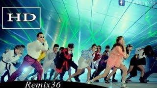 الأغنية المقلوبة - gangnam style على الايقاع الشعبي - Remix 36