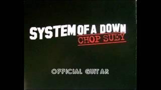 System of a Down - Chop Suey studio guitar track