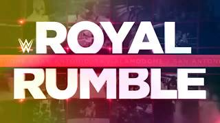 "WWE Royal Rumble 2018 - ""Power"" by Little Mix - 2nd Official Theme Song"