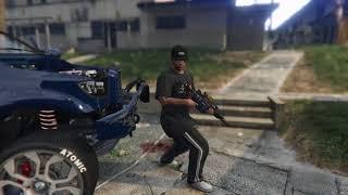 Cartel de santa vs policía gta v