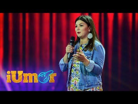 Maria Popovici stand up comedy, iUmor