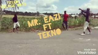 Short skirt by Mr Eazi ft Tekno. (Dance by Clemzi, Yubeei and Manuelo) Nigerian/Ghana dance