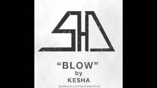 """Ke$ha """"BLOW"""" cover- Skyhawk Drive"""