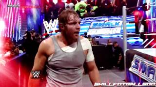 -WWE- Dean Ambrose 1st Custom Titantron 2014 ᴴᴰ