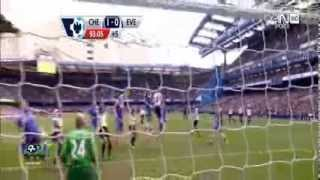 Chelsea Vs Everton 1-0 All Goals & Highlights 22.02.2014 HD