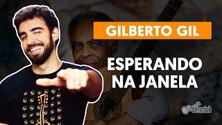 Videoaula ESPERANDO NA JANELA (aula de violão completa)