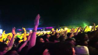 Cypress Hill - How I Could Just Kill A Man LIVE! @ Openair Frauenfeld 2011