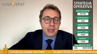 Turbo Daily 20.04.2020 - Long FTSE Mib ma con protezione