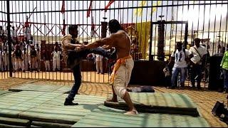 Bharjari Kannada Movie Making   Dhruva Sarja   Rachita Ram   Haripriya   width=