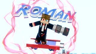 Romansyah Intro REMAKE (HD) [Minecraft animation]
