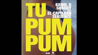 Tu Pum Pum - Karol G, Shaggy, El Capitaan, Sekuence