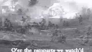 """Robert Merrill Sings """"The Star Spangled Banner"""" 1944"""