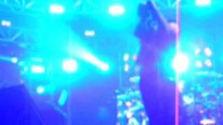 BLU COBALTO Negramaro live roma 14.11.08