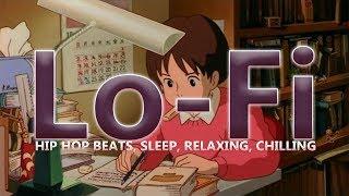 Lofi Hip Hop radio, Relax, Study, Sleep -19- 'Trap Flute'